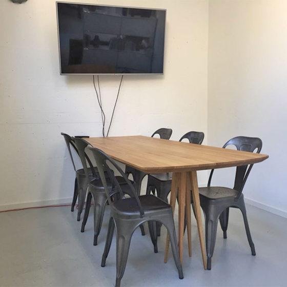 Table de conférence démontable